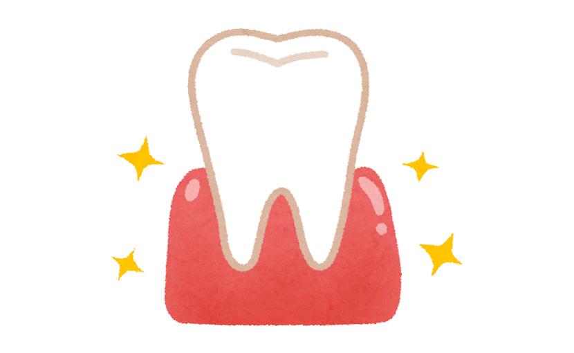 歯茎のトラブル